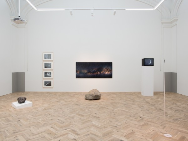 Installation view of Jacob's Ladder Ingleby, Edinburgh, 26 July – 20 October, 2018