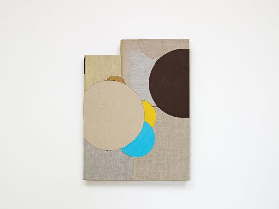 Undertones of War Jonathan Callan 2011 paper and wood 55 x 42 x 4 cm