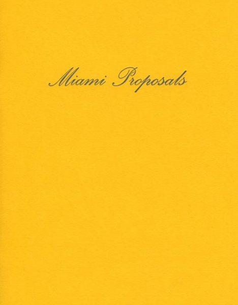 Proposal Books
