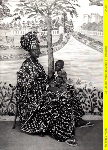 Hamidou Maiga, 'La ruta del Niger: de Mopti a Tomboctu'