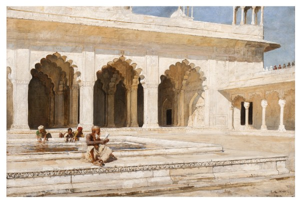 Edwin Lord Weeks, The Pearl Mosque, Agra