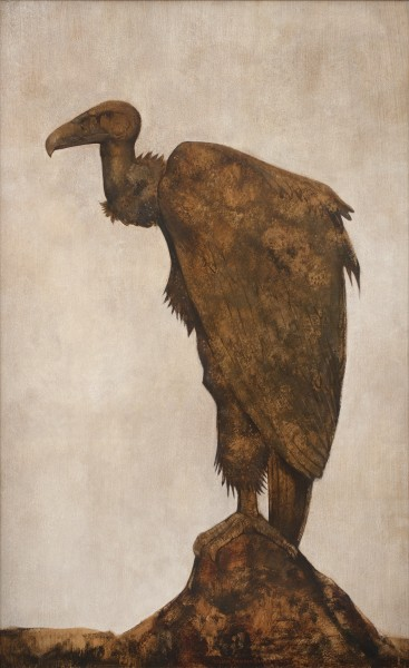 Willem van den Berg, The Vulture, 1930