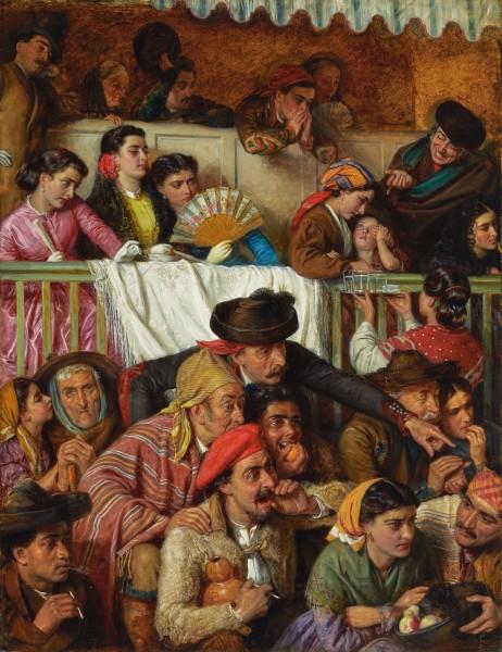 John Bagnold Burgess, Bravo Toro!, 1865