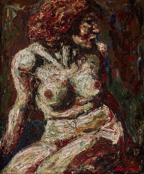Albin Amerlin, Christiane, 1927