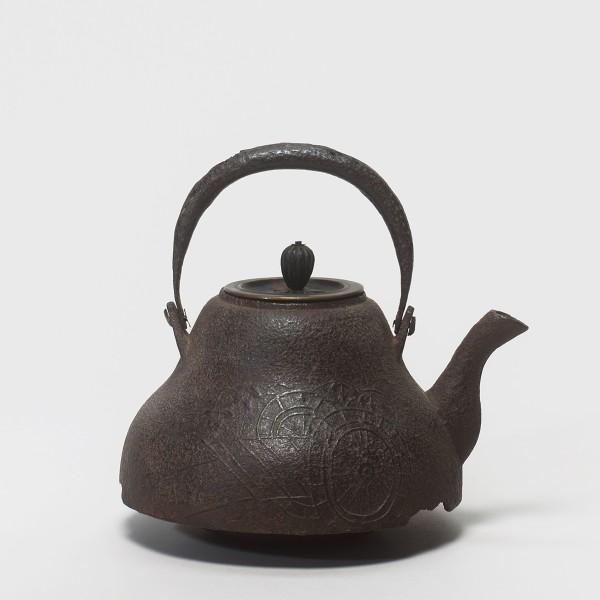 Tetsubin, #003515 Tetsubin - Teewasserkessel