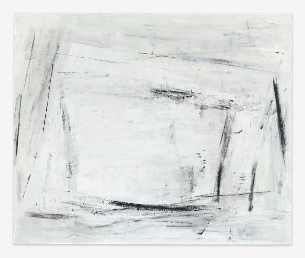 Monika Huber #019926 Untitled, 91/74, 1991 Oil on nettle 150 x 180 cm