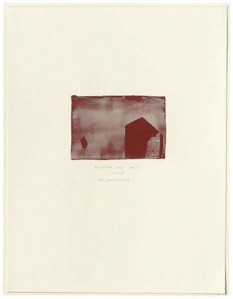 Hideaki Yamanobe, #015062 English red No. 12, 2005