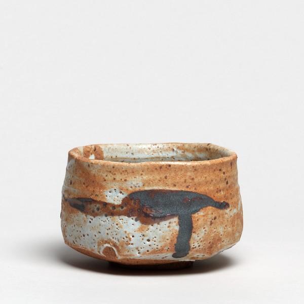 Shiro Tsujimura, #000660 Teeschale (Chawan), um 1992