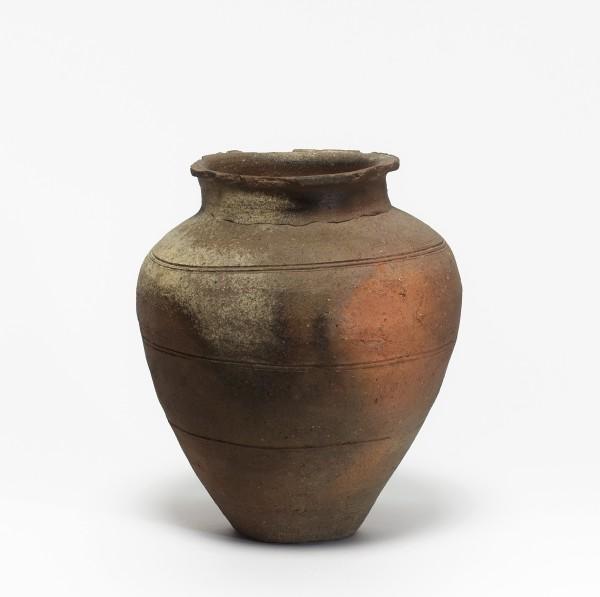 Keramik, #017973 misuji tsubo, Heian-Zeit ca. 12 Jh