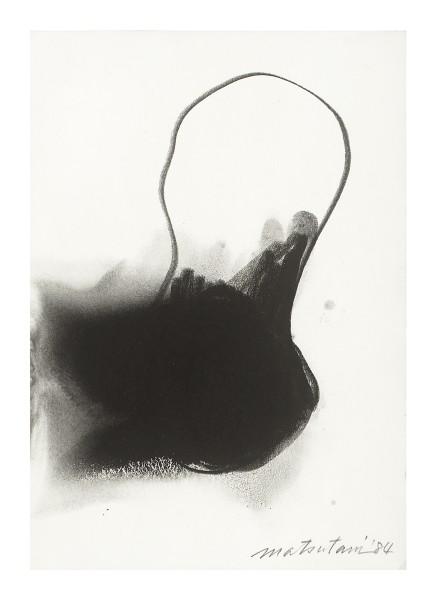 Takesada Matsutani, #003354 Ohne Titel, 1984