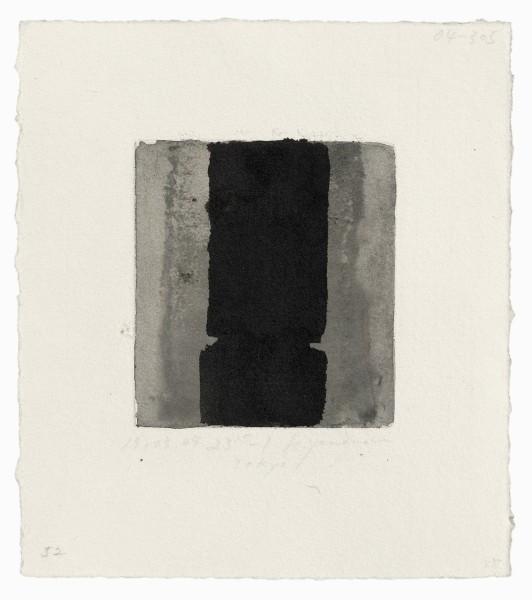 Hideaki Yamanobe, #017406 Monotype, 19.03.2004 23:15 - 1, 2004