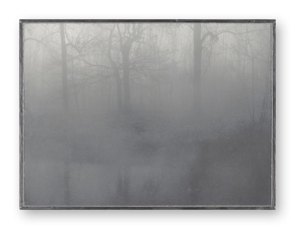 Katsuhito Nishikawa #022034 Ridge (Edition: 3), 2008/2016 Pigment Druck, gerahmt H. 31,5 x 42,5 cm