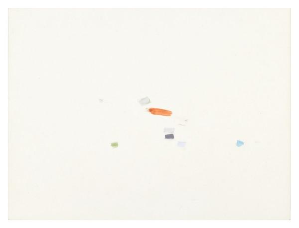 Masanori Toyoda #022090 2019-03, 2019 Acryl und Bleistift auf Papier 31 x 41 cm