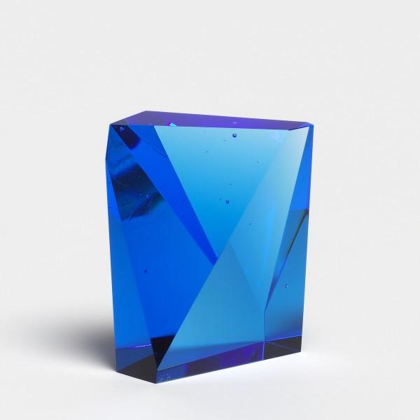 Hodaka Higashi, #021254 Lichtskulptur (blau), 2016