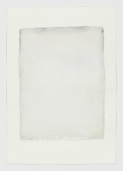 Hideaki Yamanobe #021829 Ohne Titel, 23.06 2018-3, 2018 Tusche auf Büttenpapier 65 x 45,5 cm