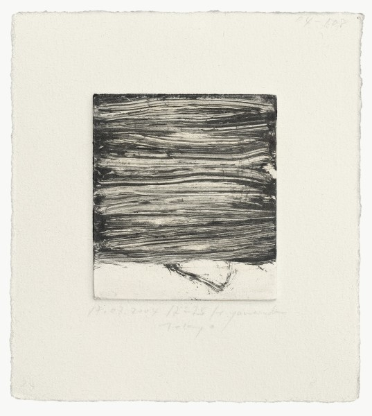 Hideaki Yamanobe, #017385 Monotype, 17.07.2004 12:00 - 25, 2004