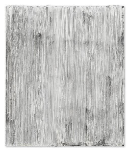 Hideaki Yamanobe #021813 Scratch 2012 - Sudden Rain, 2012 Acrylic on nettle 200 x 170 x 4 cm