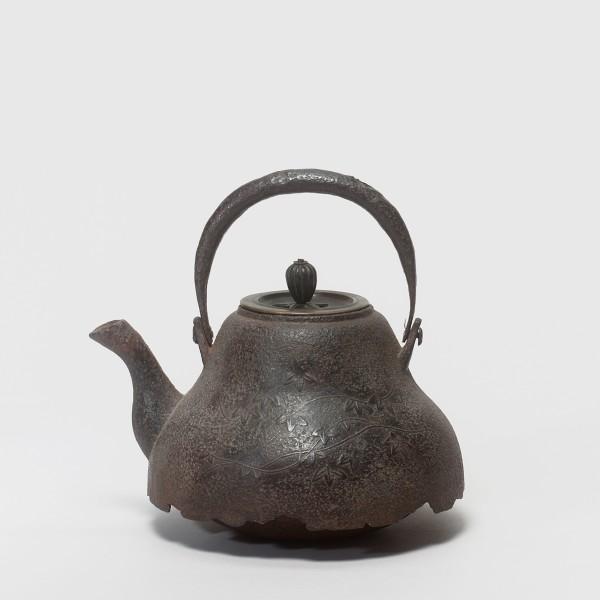 Mingei, #003515 Tetsubin - Teewasserkessel, Mitte Edo (1600-1868)