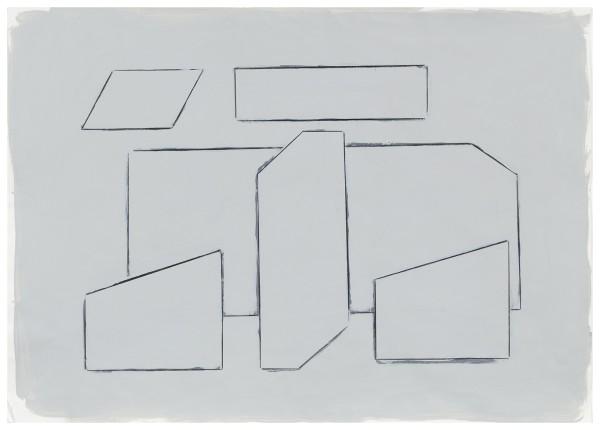 Jürgen Schön, #021704 Zeichnung, 2017