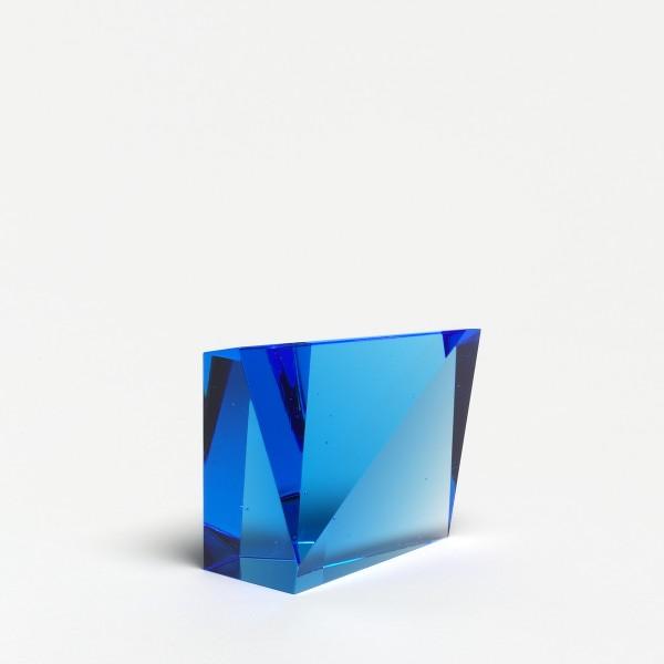 Hodaka Higashi, #021256 Lichtskulptur (blau), 2016