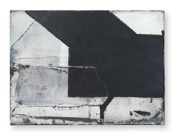 Hideaki Yamanobe #022216 Piano-Phase-grand II, 2019 Acryl und Papier auf Nessel 28 x 38 x 4 cm