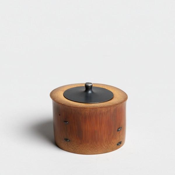 Andreas Caderas, #022252 Dose aus Bambus, 2020