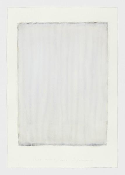 Hideaki Yamanobe #021828 Ohne Titel, 23.06 2018-6, 2018 Tusche auf Büttenpapier 65 x 45,5 cm