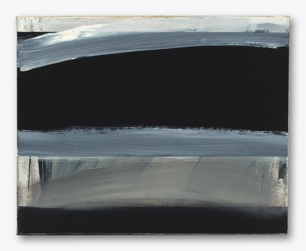 Monika Huber #019205 untitled, 2001 Oil on paper on nettle 40 x 50 cm