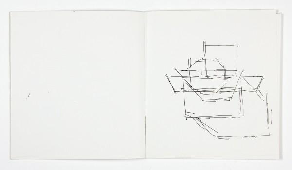 Jürgen Schön, #021780 Skizzenbuch. Neustadt - Laubegast - Neustadt, 24.2.2017, 2017