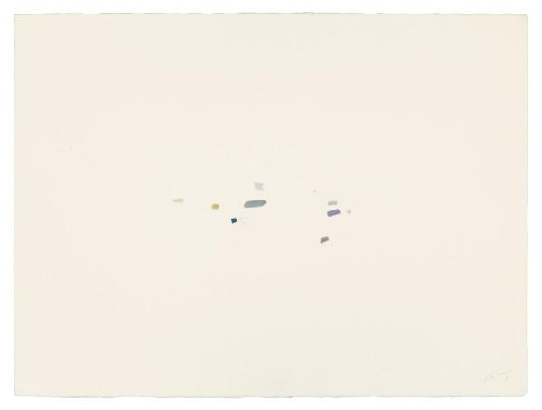 Masanori Toyoda #022088 2019-01, 2019 Acrylic, crayon and pencil on paper 57 x 76,5 cm