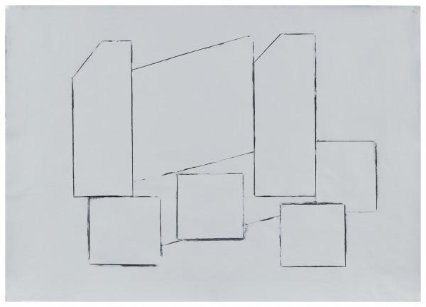 Jürgen Schön, #021706 Zeichnung, 2017