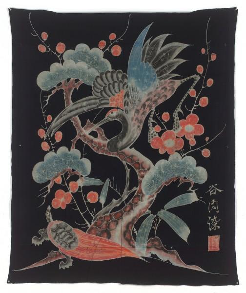 Textilien, #000793 Futon-gawa, 19. Jh.