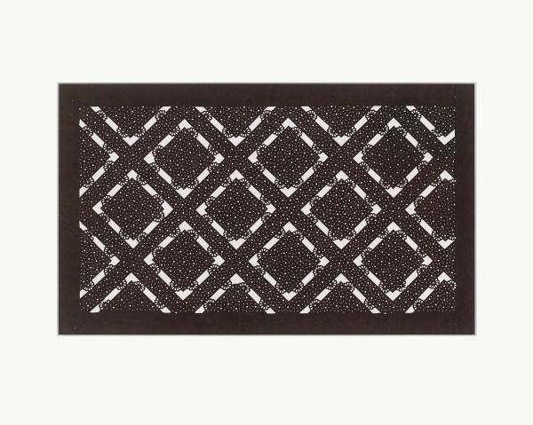 Mingei, #010610 Katagami (Textilfärbeschablone), Japan, Späte Edo-Zeit / Meiji-Zeit (2. H. 19. Jh. / Anfang 20. Jh.)