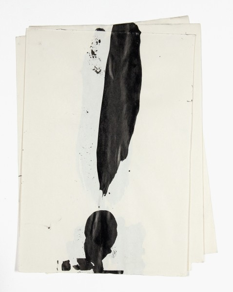YU-ICHI (Inoue Yûichi), #001989 Kantan-fu (Ausrufezeichen) #79, 1983