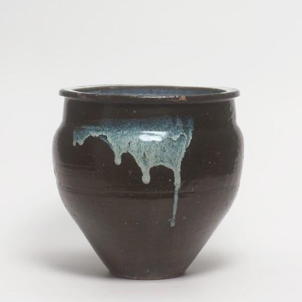 Mingei, #000636 Mizu-game - Wassertopf, Meiji (1868-1912)