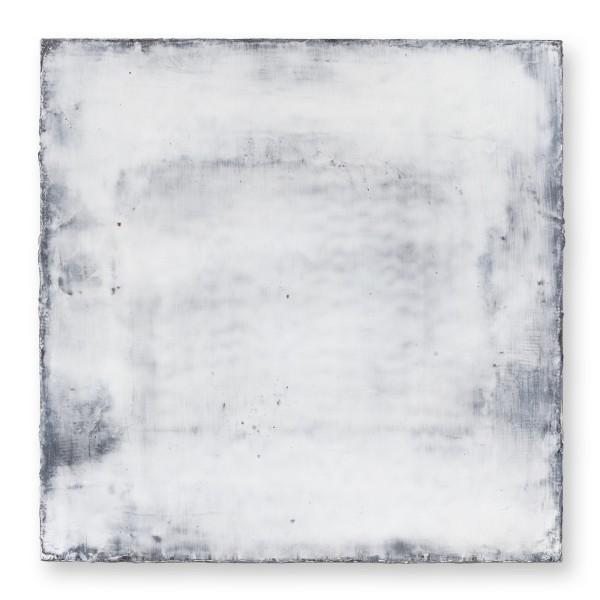 Hideaki Yamanobe #022230 Square Garden 2020-3, 2020 Acryl auf Nessel 65 x 65 x 4 cm