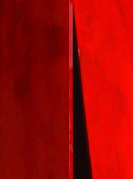 Peter-Cornell Richter #022160 Terminal 2 (SerraSteel), 1/3, 2016 Fotografie, Pigmentfarbe auf Papier 34,5 x 25,7 cm (Passepartout 50 x 40 cm) 1250€