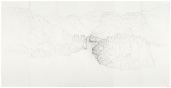 Raffi Kaiser, #021679 Landschaft, 2017
