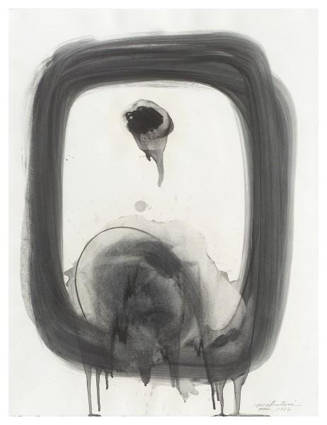 Takesada Matsutani, #003310 Ohne Titel, 1987