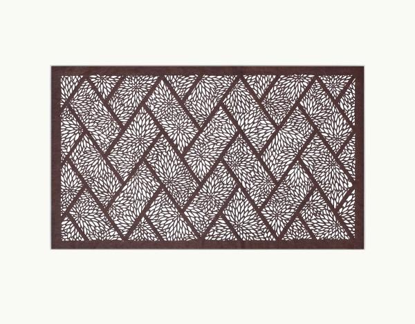 Katagami / Uwagami, #016903 Katagami (Textilfärbeschablone), Japan, Späte Edo-Zeit / Meiji-Zeit (2. H. 19. Jh. / Anfang 20. Jh.)