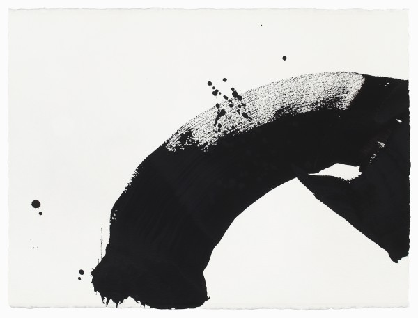 Hiroko Nakajima, #021106 Stromabwärts a, 2015