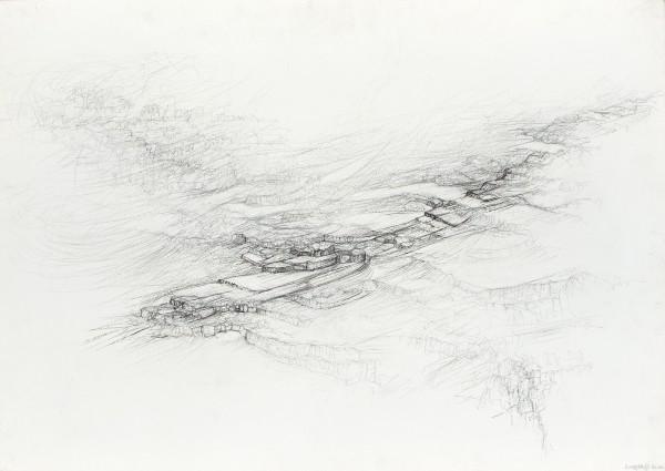 Raffi Kaiser, #019637 Landschaft, 2005/2011