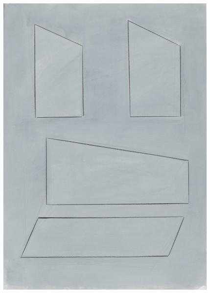 Jürgen Schön, #022137 Zeichnung, 2020
