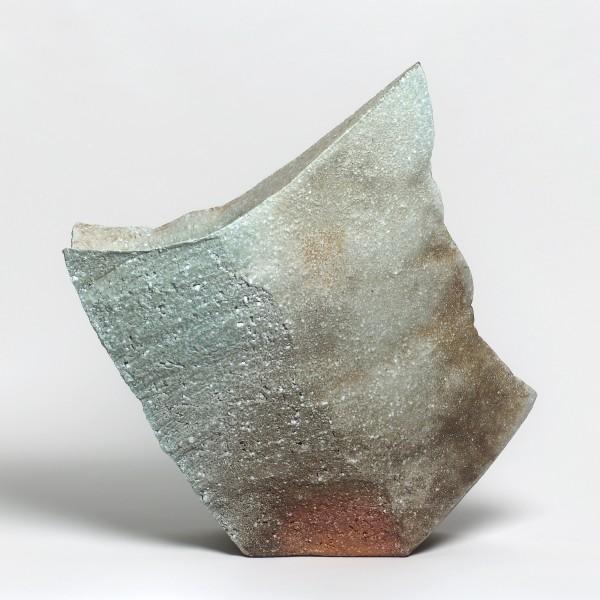 Yasuhisa Kohyama, #020994 Kaze (Wind), Vase, 2015