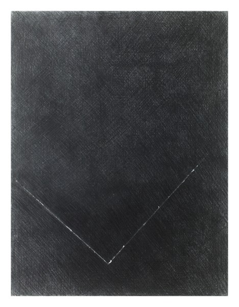 Takesada Matsutani, #003340 Piece of a Corner, 1981