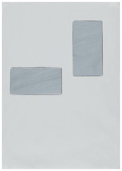 Jürgen Schön #022141 Zeichnung, 2020 Bleistift, Farbstift, Acryl auf Papier 60,7 x 42,9 cm