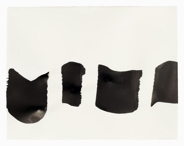Hiroko Nakajima, #019907 Was kümmert den Fluss das Wort A VII, 2011