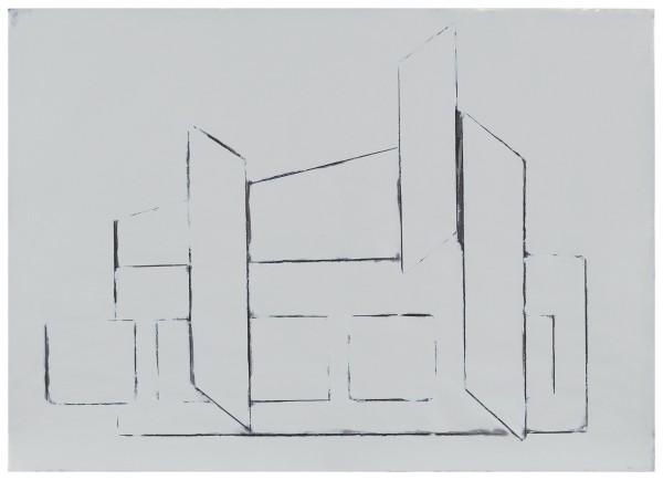 Jürgen Schön, #021708 Zeichnung, 2017