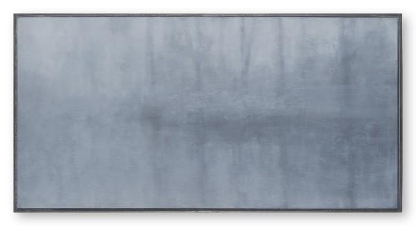 Katsuhito Nishikawa #021988 Hombroich / am Erft, 2007/2009 Öl auf Leinwand, gerahmt H. 51,5 x 100 cm