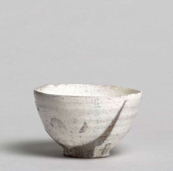 Shiro Tsujimura, #000328 Chawan (Teeschale), ca 1989